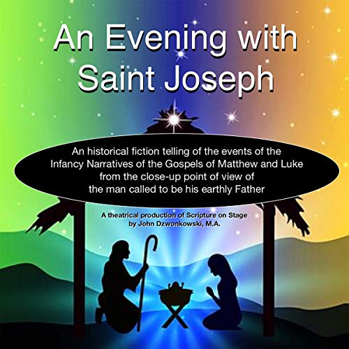 An Evening with Saint Joseph  By  cover art