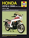 Honda CB750 & CB900 Dohc Fours (78 - 84) (Motorcycle Manuals)