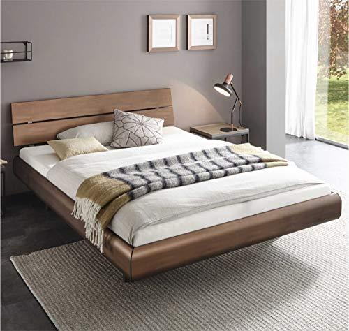 Hasena Top Line Bett Prestige Schwebeoptik Ambra 140x200