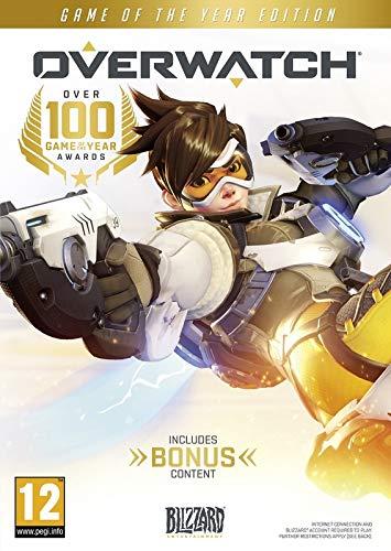 Overwatch Game of the Year Edition - PC [Edizione: Regno Unito]