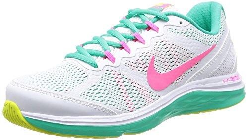Nike Wmns Dual Fusion Run - Zapatillas Deportivas para Mujer Multicolor Size: 36.5 EU