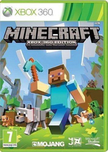 Minecraft [AT PEGI] - [Xbox 360]