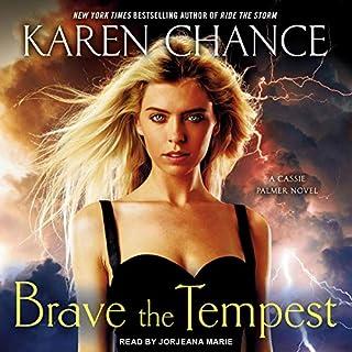 Page de couverture de Brave the Tempest