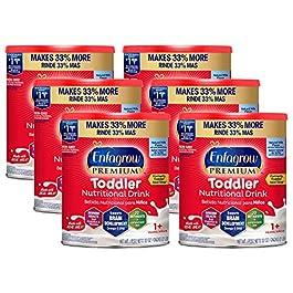 Enfagrow Next Step Premium Toddler Nutritional Milk Drink, Vanilla Flavor Powder