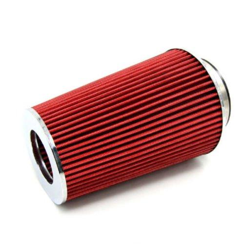 Ting AO décorative 7,6 cm pouces de voiture longue RAM froid filtre d'entrée d'air Cône filtre à air standard