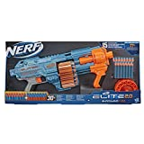 Best Nerf Guns - Nerf Elite 2.0 Shockwave RD-15 Blaster, 30 Nerf Review