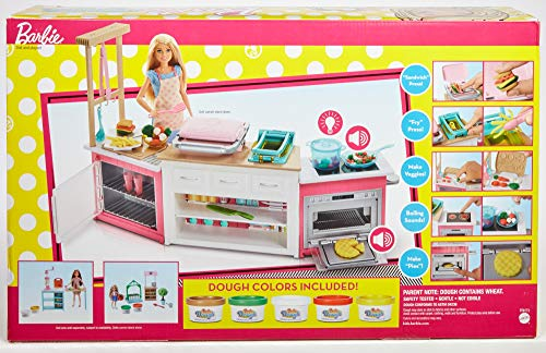 Ensemble de Cuisine Barbie Ultime - FRH73 - 6