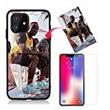 Z.Y Custom iPhone 11 Cases | iPhone 12 Mini, Anti-Scratch Shockproof Silicone TPU Frame Hybrid, Personalized Custom Picture Case, Make Your Own Phone Case (Compatible with All Phone Case)