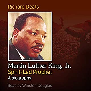 Martin Luther King, New and Updated Edition: Spirit-Led Prophet, a Biography cover art