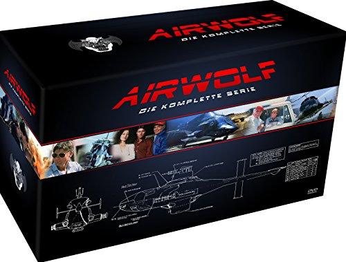 Airwolf - Die komplette Serie (21 Discs)