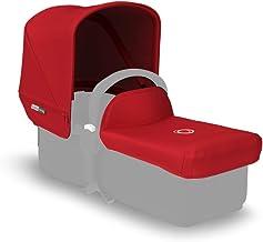 Bugaboo - Pack de Fundas adicionales Donkey (Capota extensible) rojo