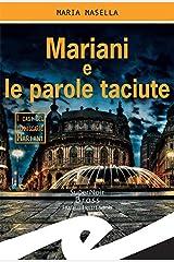 Mariani e le parole taciute Formato Kindle