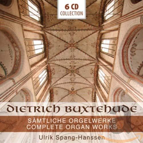 Dietrich Buxtehude: Complete Organ Works