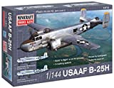 Minicraft B-25H USAAF Model Kit (1/144 Scale)