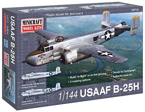 Dempsey Designs modèles 1 : 144 Échelle B-25h U.s.a.a.f Mitchell modèle kit