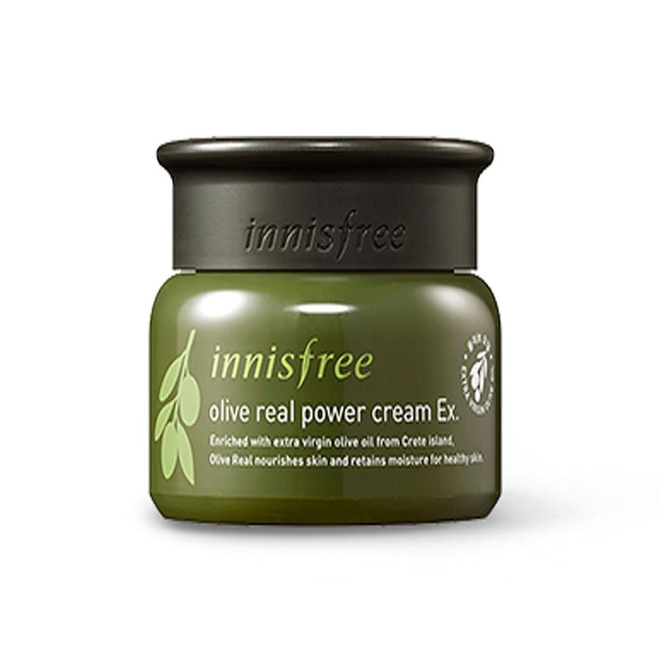 取り扱いつかいます爆発イニスフリーオリーブリアルパワークリームEx 50ml / innisfree Olive real power cream Ex. 50ml[海外直送品][並行輸入品]