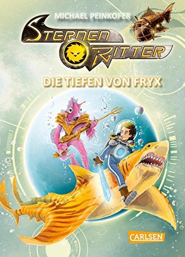 Sternenritter 11: Die Tiefen von Fryx: Science Fiction-Buch der Bestseller-Serie für Weltraum-Fans ab 8 Jahren (11)