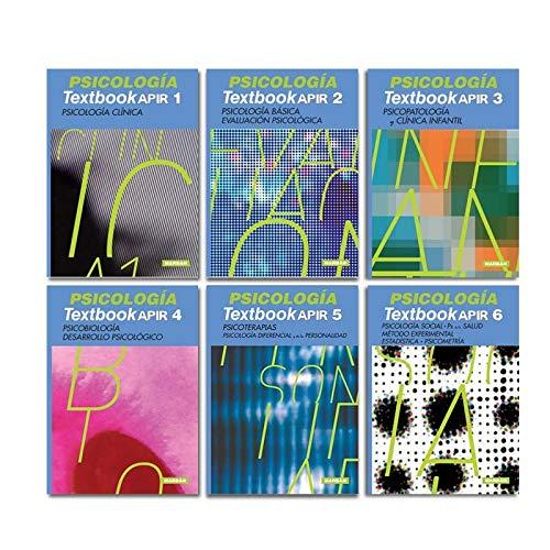 Pack 6 libros Textbook Psicología