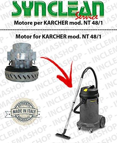 NT 48/1 stofzuigermotor SYNCLEAN voor stofzuiger KARCHER