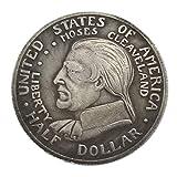 Moneda de medio dólar de los Grandes Lagos de los Estados Unidos de América 1936 Explore Now