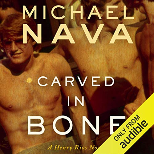 Carved in Bone audiobook cover art