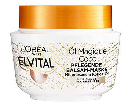 L'Oréal Paris Elvital Öl Magique Coco Intensivmaske, 300 ml