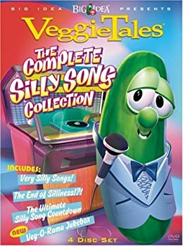 veggietales the complete silly song collection