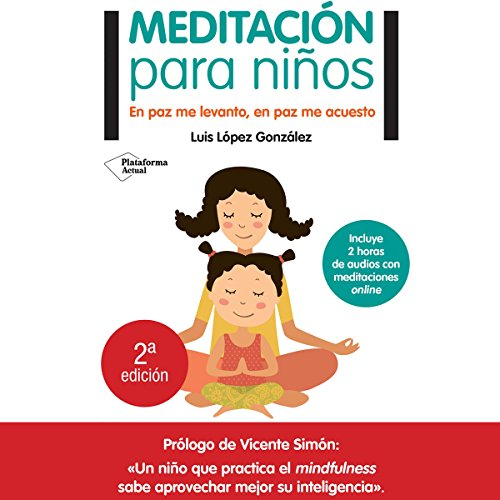 Meditación para niños [Meditation for Children] audiobook cover art