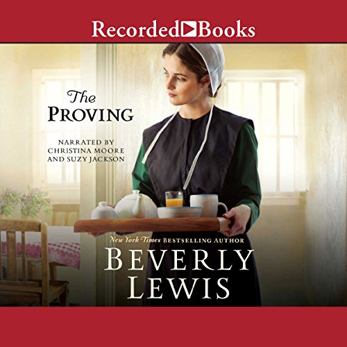 The Proving audiobook cover art