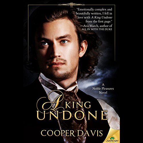 Couverture de A King Undone