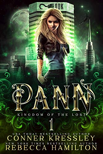 Pann: A Young Adult Paranormal Dystopian Romance (Kingdom of the Lost)