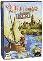 Village Port Board Game
