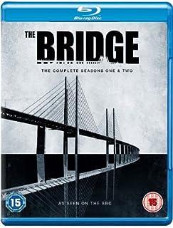 The Bridge (Complete Seasons 1&2) - 4-Disc Set ( Bron / Broen ) ( The Bridge - Complete Seasons One and Two ) [ NON-USA FORMAT, Blu-Ray, Reg.B Import - United Kingdom ]