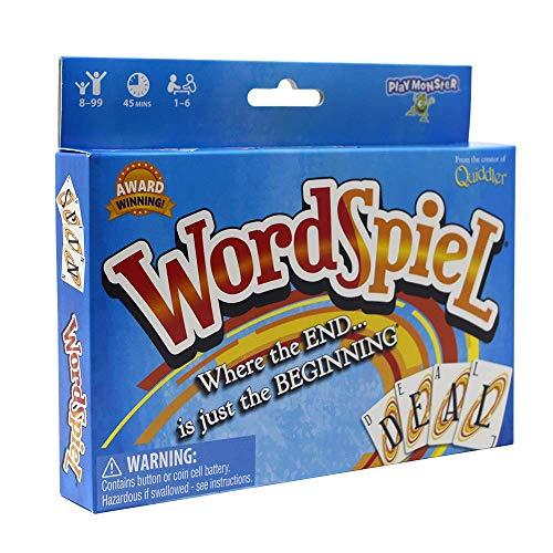 WordSpiel Card Game