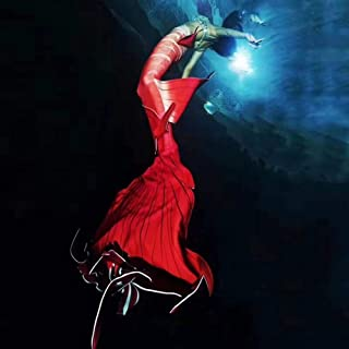 Xxg Bañador Mujer Traje De Bano Sirena,Cola De Sirena Y Juego De rol De Niña,Bikini Establece For Niña Disfraz Conjunto co...