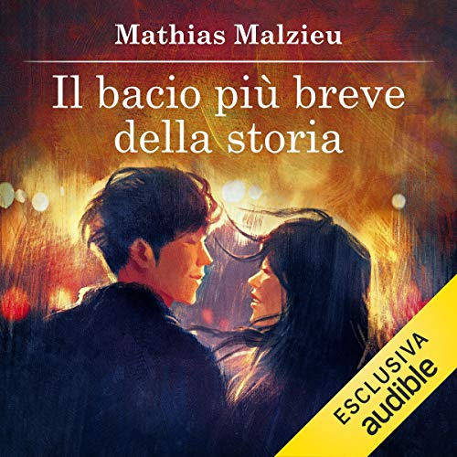 Il bacio più breve della storia                   By:                                                                                                                                 Mathias Malzieu                               Narrated by:                                                                                                                                 Dario Sansalone                      Length: 2 hrs and 52 mins     Not rated yet     Overall 0.0
