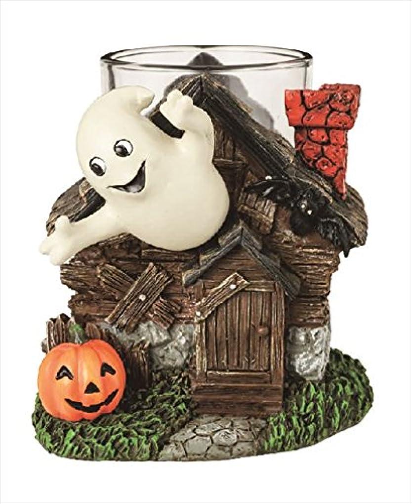 突然のヘビバルコニーカメヤマキャンドル(kameyama candle) ハロウィンゴーストキャンドルホルダー