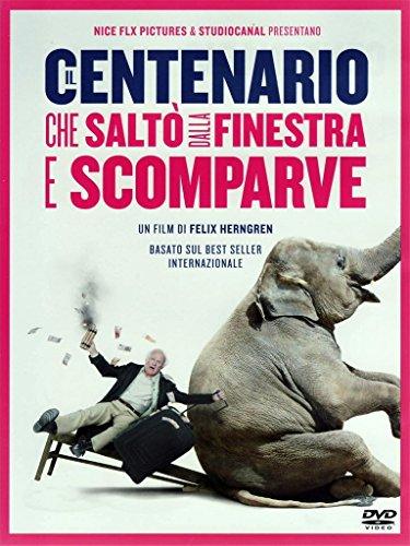 Il Centenario Che Saltò dalla Finestra e Scomparve (DVD)