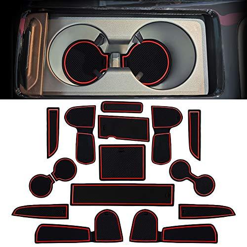 YEE PIN Alfombrillas de goma Ceed/XCeed, accesorios