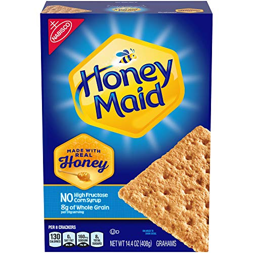 Honey Maid Honey Graham Crackers, 14.4 oz