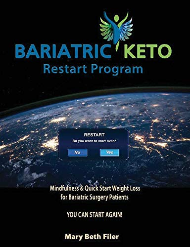 Compare Textbook Prices for The Bariatric Keto Restart Program  ISBN 9781087817255 by Filer, Mary Beth