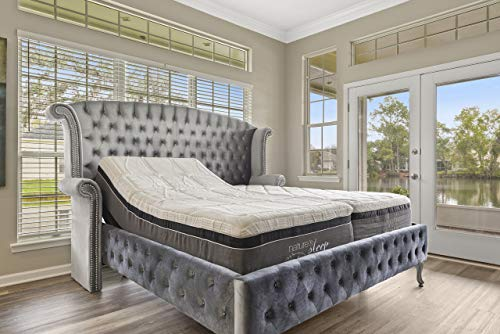Why Choose 2019 Prodigy Comfort Elite Split King Adjustable Bed Frame (Individual Lumbar & Pillow-Ti...