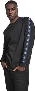 Mister Tee Men's Nasa Insignia Tape Crewneck Sweatshirt