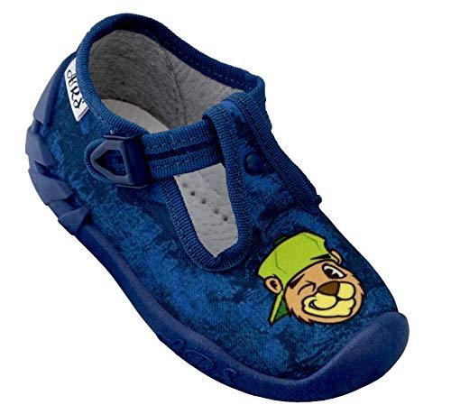 ARS Calzado para ninos pre-Escolar Deportes Plantilla de Cuero Zapatos Zapatillas de Estar...
