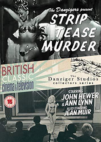Strip Tease Murder [Reino Unido] [DVD]