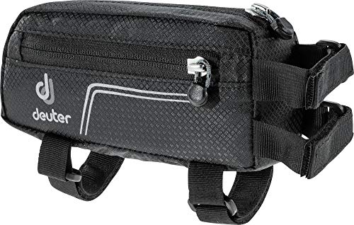 Deuter Energy Bag Fahrradtasche, Black, 7 x 5 x 14 cm