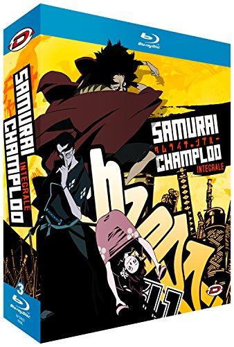 Samurai Champloo-Intégrale Blu-Ray