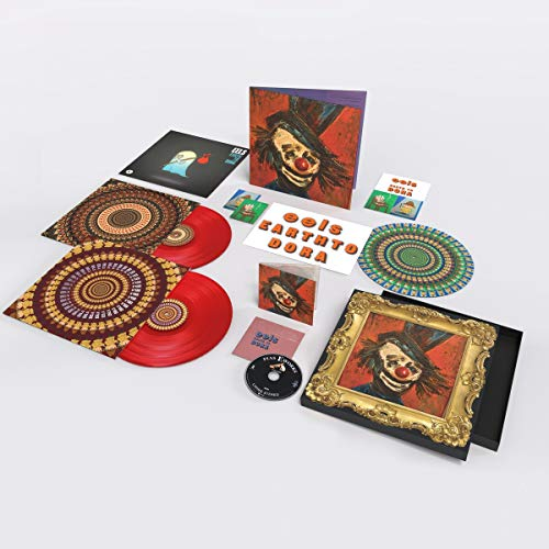 Cover Earth to Dora (Ltd.Deluxe Box) (2lp/CD) [Vinyl LP]