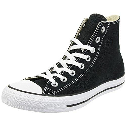 Converse Unisex - Erwachsene  Chuck Taylor All Star Core Sneakers - Schwarz (M9160 Schwarz/weiß), 49