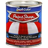 VHT BSP203 Red Single Dupli-Color Paint Shop Finish System Base Coat Performance